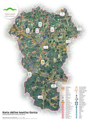 karta občine