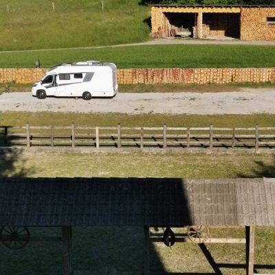 Počivališče za avtodome - Kmetija Čož